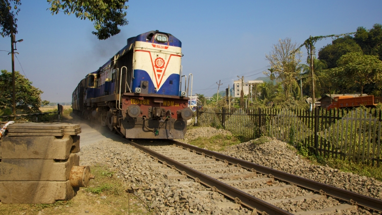 Green Signal for Faster Development: India's New Freight Corridor