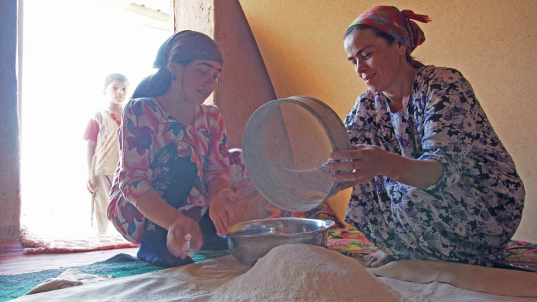 New Approach to Measuring Poverty in Tajikistan