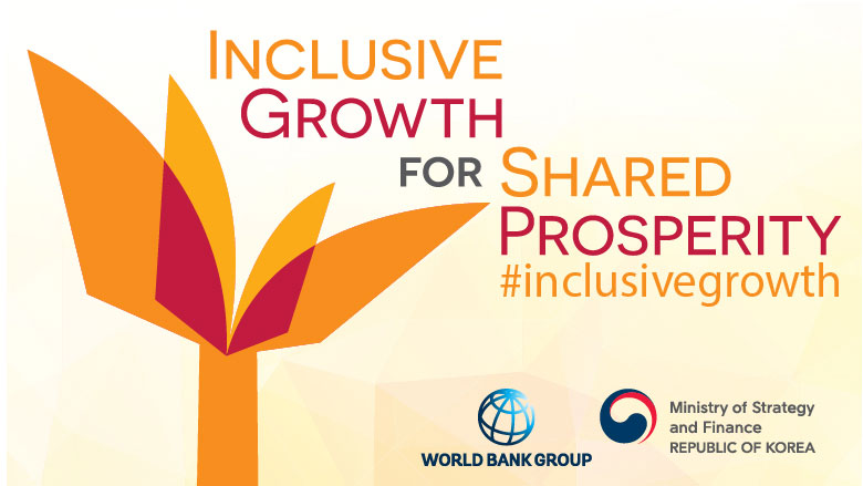 Inclusive Growth for Shared Prosperity: Ideas to Facilitate Policymaking