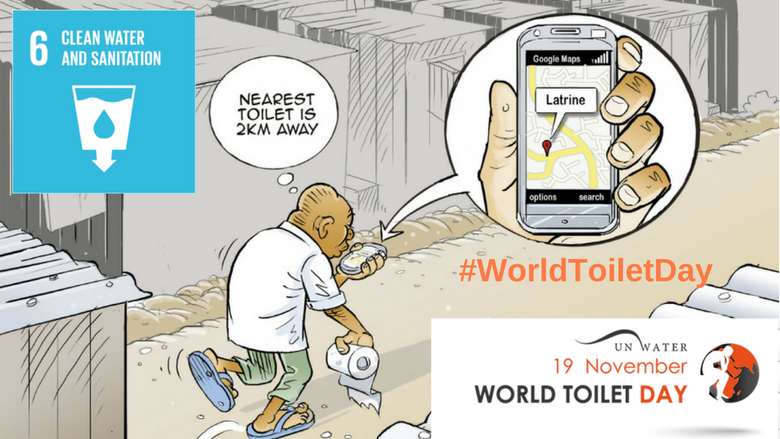 World Toilet Day – An Opportunity to Remind Ourselves of the Need to ...
