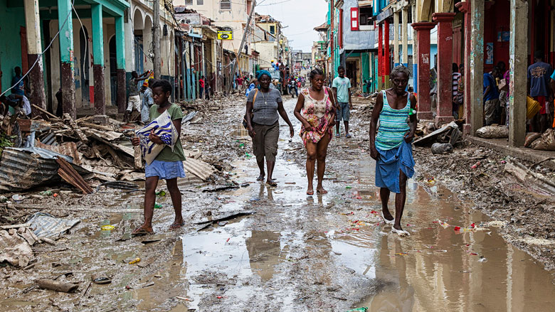 Haiti after Matthew: What Now?