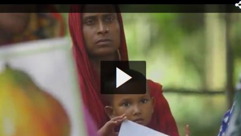 Investing in Health Mothers and Children in Bangladesh