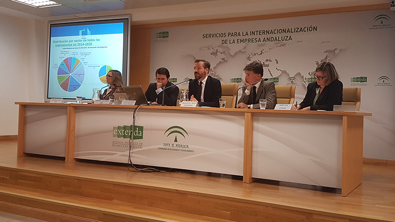 Business Opportunities Seminar for Spanish companies