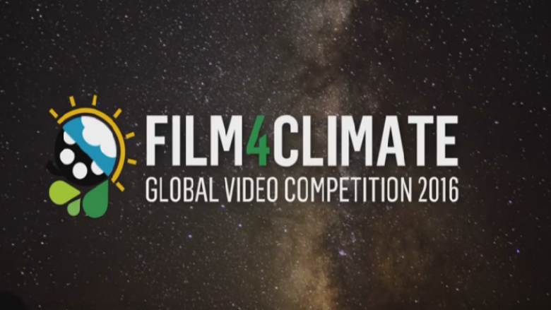 #Film4Climate Global Video Competition Trailer