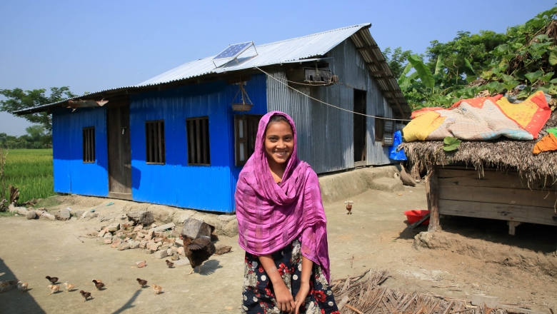 Bangladesh Disaster Risk and Climate Resilience Program