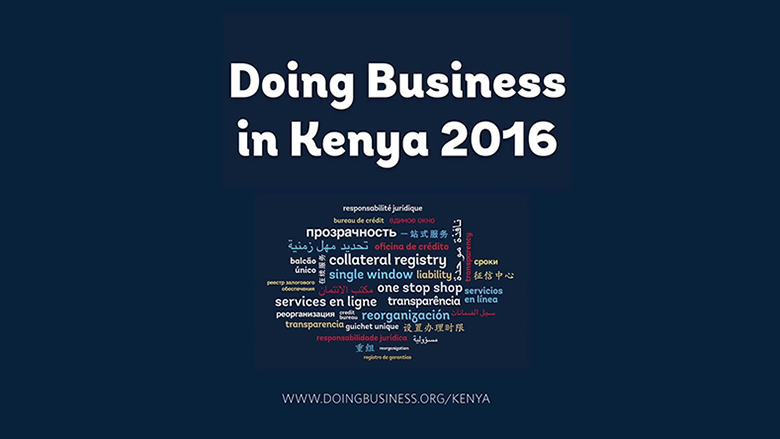 Kenya: The Next Investment Destination