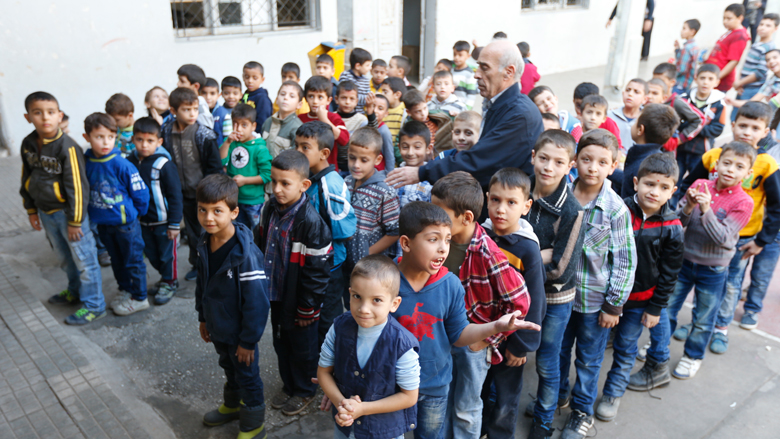Education for Lebanese and Syrian Refugee Children