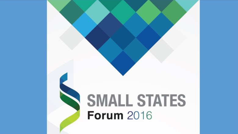 small states forum towards a resilient and equitable future