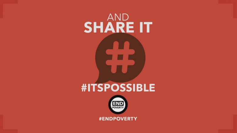 #ItsPossible: Ending Poverty is Within Our Reach