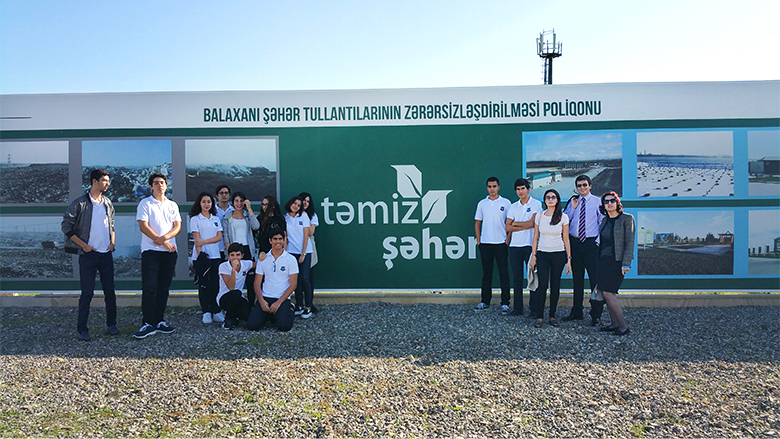 Targeting Youth for a Better Future in Azerbaijan: Raising