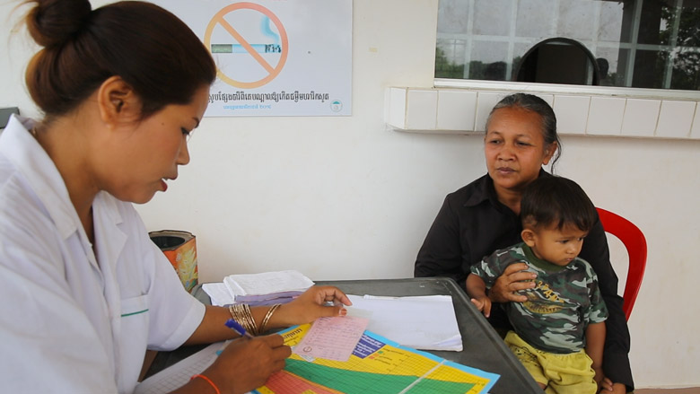 Partnerships for a Healthy Cambodia