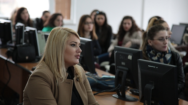 Kosovo: Women in Online Work (WOW)
