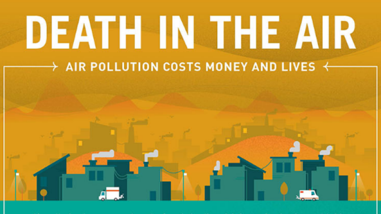Death in the Air: Air Pollution Costs Money and Lives