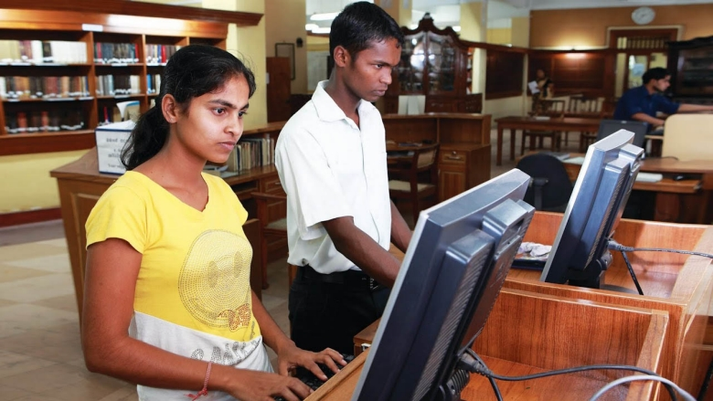 Helping Sri Lanka Students Get Relevant Skills for the Global Market