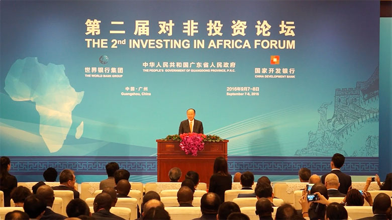 China Investing in Africa: 2nd Annual World Bank Conference