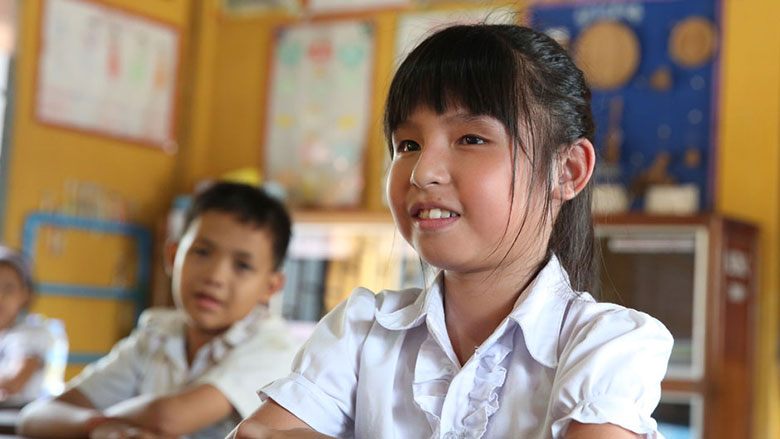 Raising Reading Scores in Cambodia