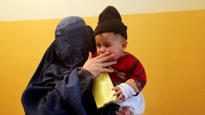 Access to Quality Health Care Improves in Northern Afghanistan