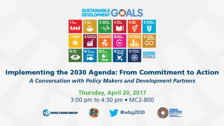 Implementing the 2030 Agenda: From Commitment to Action