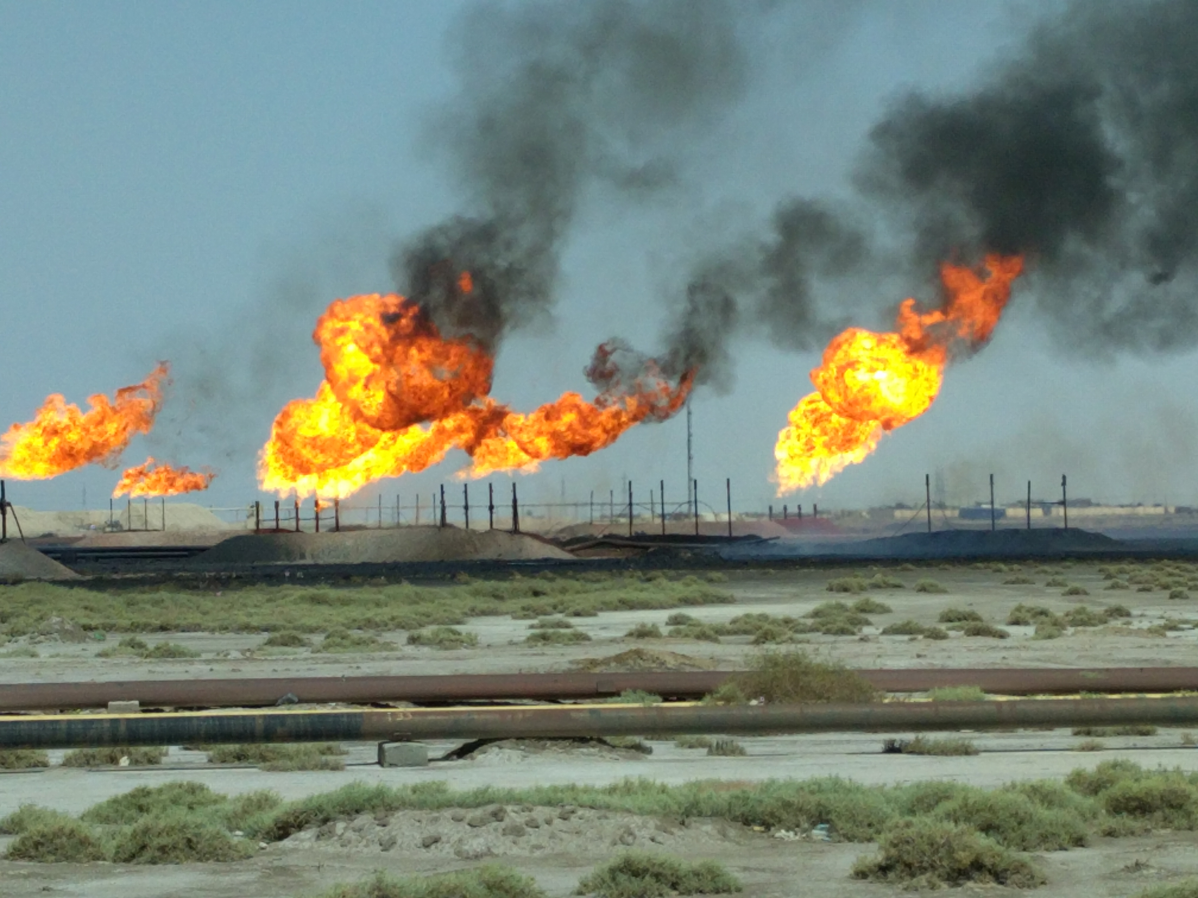 Gas Flaring Reduction