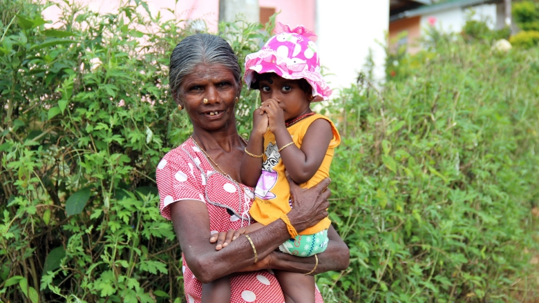 Tackling Undernutrition in Sri Lanka's Plantations