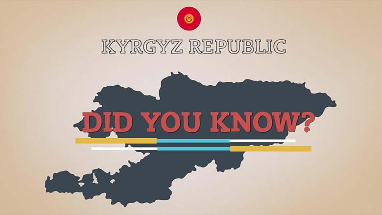 Kyrgyz Republic Systematic Country Diagnostic – Factoid #2