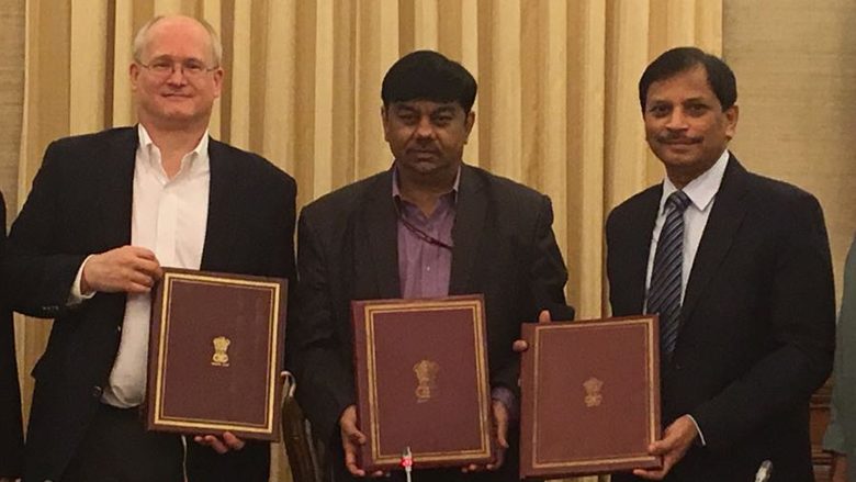 New Agreement Signed To Support Climate Resilient Agriculture Over