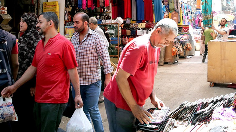 City shots of old Cairo as shop owners get ready for another day of work. Photo © Dominic Chavez/World Bank