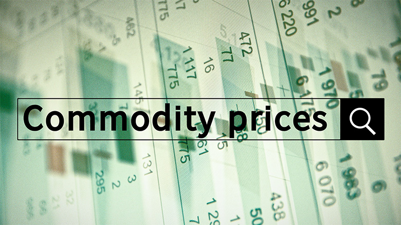 Trade Talks May Firm Up Commodity Prices Here