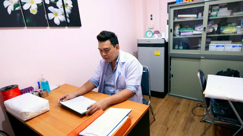 Thailand: Safe and confidential - HIV testing facilities in Bangkok