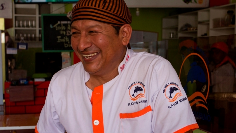 In Peru, Fishing Less Anchoveta Pays Off