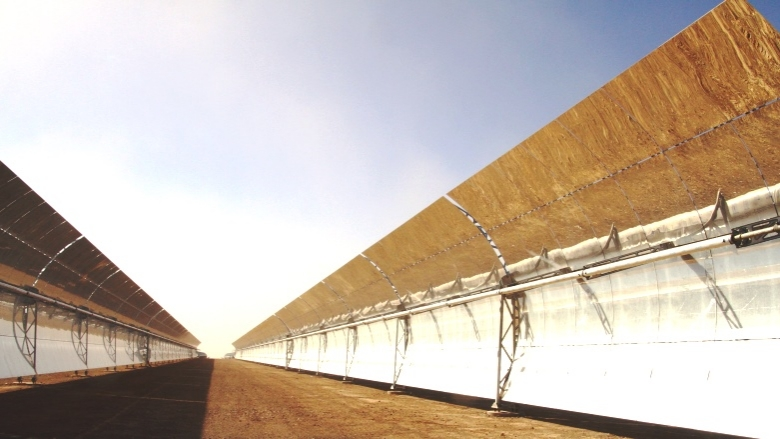 World Bank Program Explores Concentrated Solar Power Potential in Middle East & North Africa