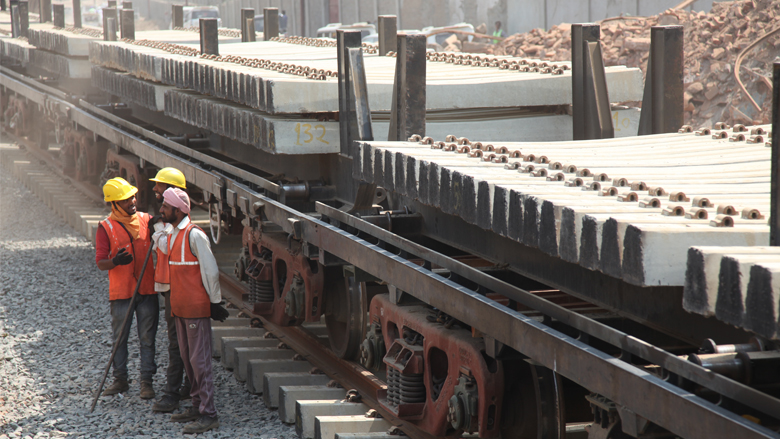 Green Signal for Faster Development: India's New Freight