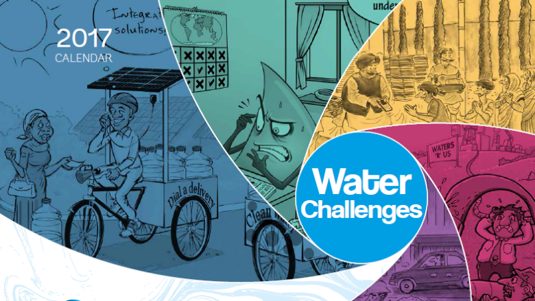 12 Cartoons to Learn About Critical Water Issues