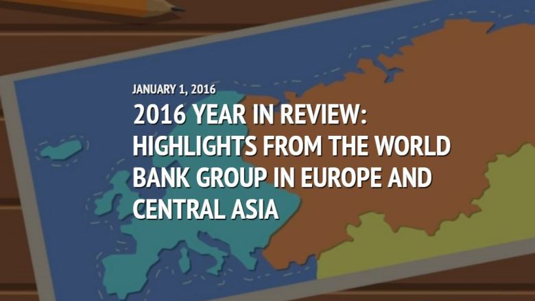 Europe and Central Asia 2016: A Year in Review