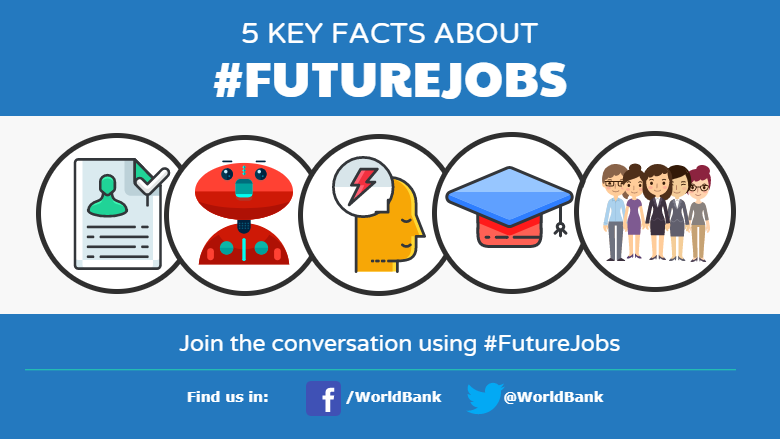 Infographic: 5 Key Facts About Future Jobs