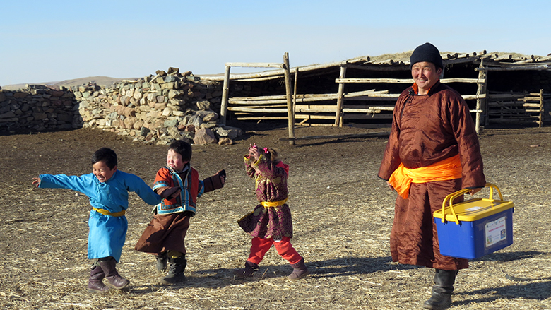 Mongolia A Good Start In Life Begins With Quality Primary Education