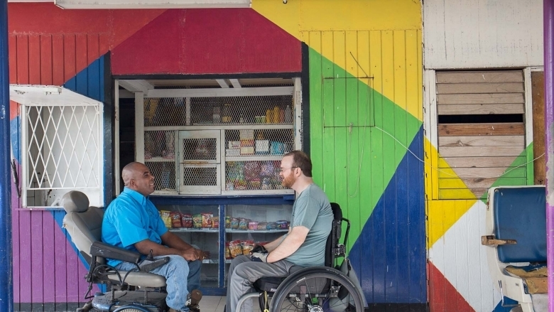 This is What Happens When You Send a Disabled Filmmaker to Jamaica