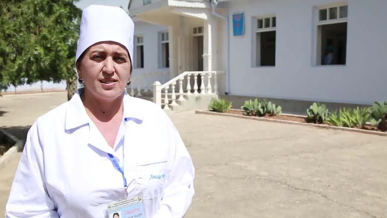 Beneficiary Interview: Health Services Improvement Project in Tajikistan