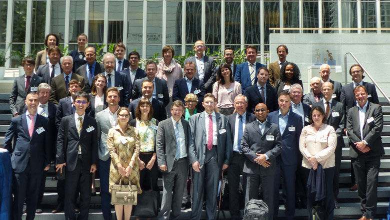 PSLO Mission to Washington DC focused on Infrastructure in Africa