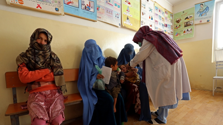 Empowering Women for Better Healthcare in Afghanistan