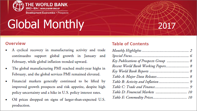 an analysis of the world bank