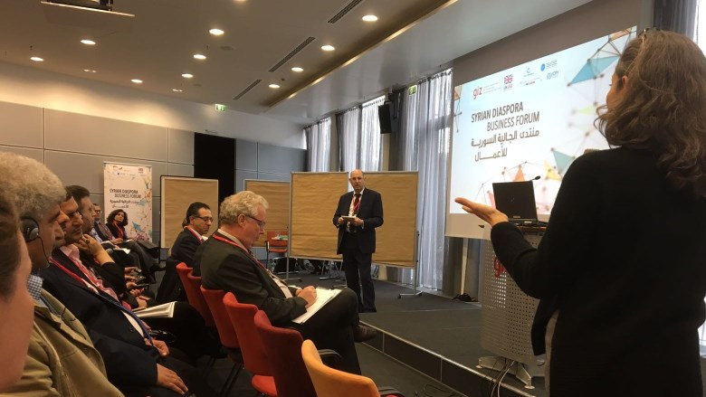 SIBA will promote and represent parts of the Syrian Business Community outside Syria