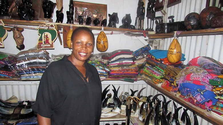 International women s day businesswoman caroline neumbe for International arts and crafts