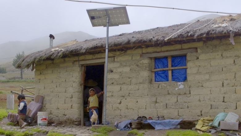 Solar Power Lights Up Rural Bolivia
