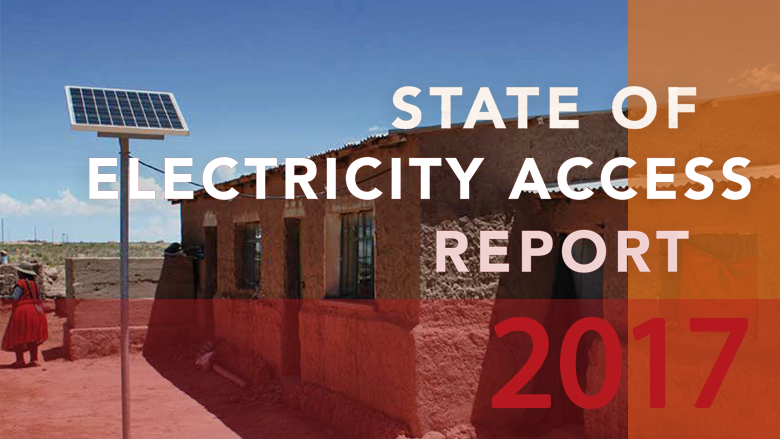 State of Electricity Access Report