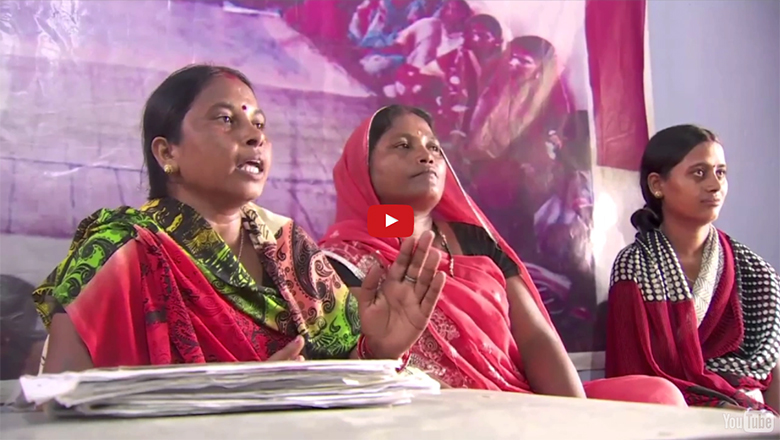In India, Economic Empowerment Program Mobilizes 45 Million Women