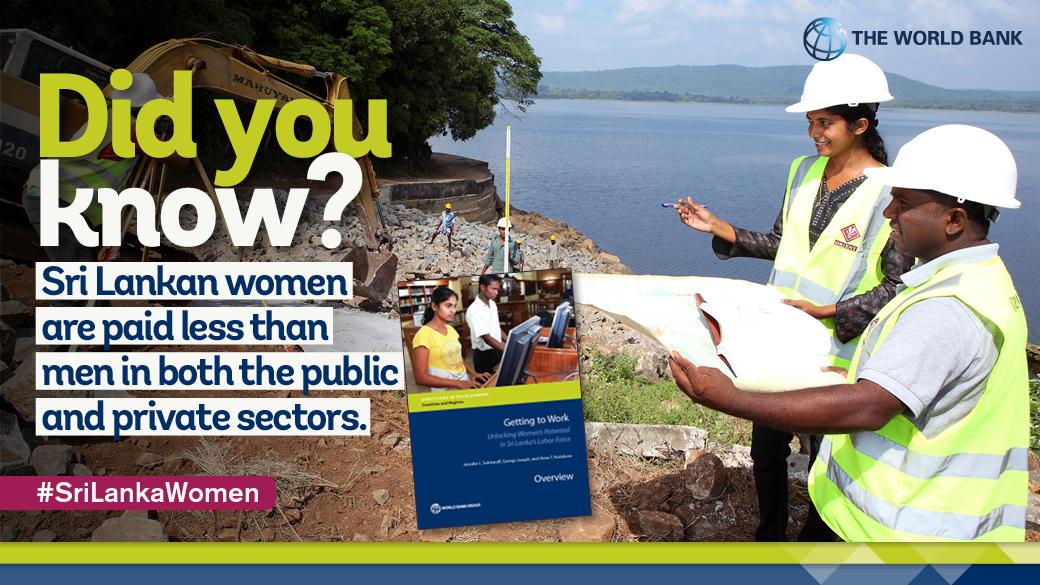 Unlocking Women's Potential in Sri Lanka's Labor Force