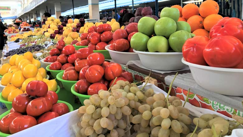 "Loans Helping Uzbek Farmers Sell More of ""the Best Fruits"
