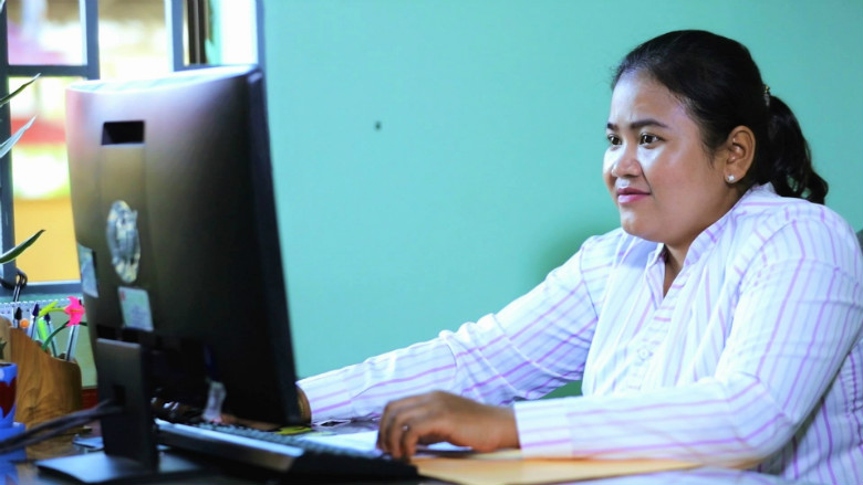 Enhancing Cambodias Financial Management