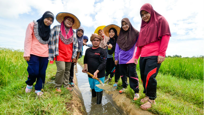 Tides of Change Water Management Helps Promote Peace and Development in Thailands Deep South